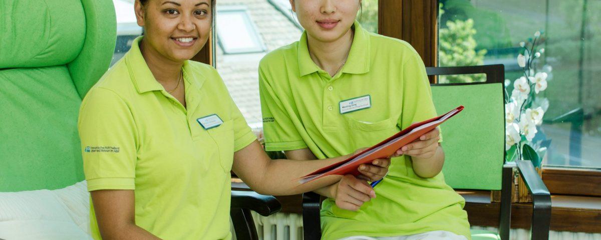 Ausbildung in einem Sozialunternehmen