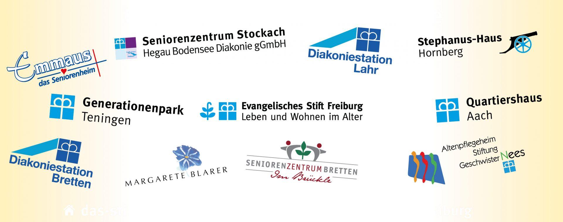 Der Ambulante Pflegedienst Freiburg ist Teil des Stiftsverbunds des Evangelischen Stift Freiburg
